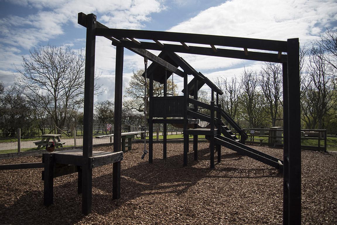 Middle Farm   Playground