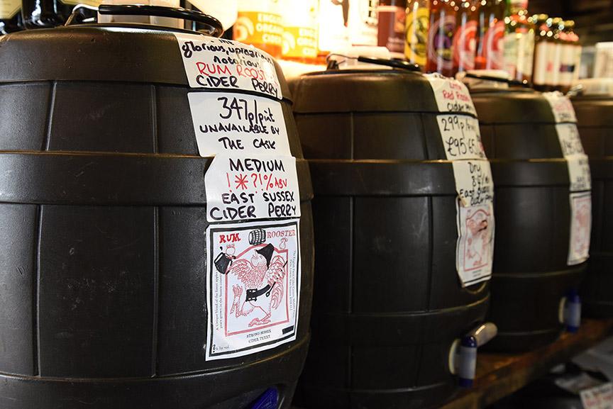 Middle Farm   Cider Barn
