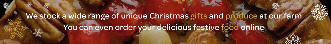 Christmas Food & Gifts at Middle Farm